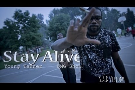 "BMG Show Young Tenner ""Stay Alive"" (Official Video)"