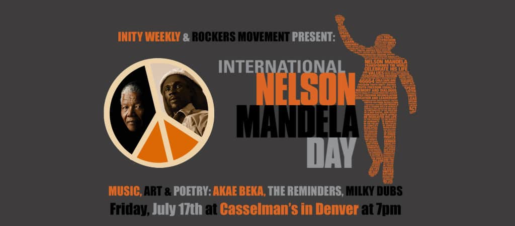 MANDELA Day in Denver