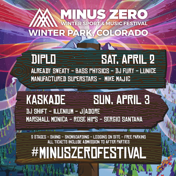Minus Zero Festival in Colorado