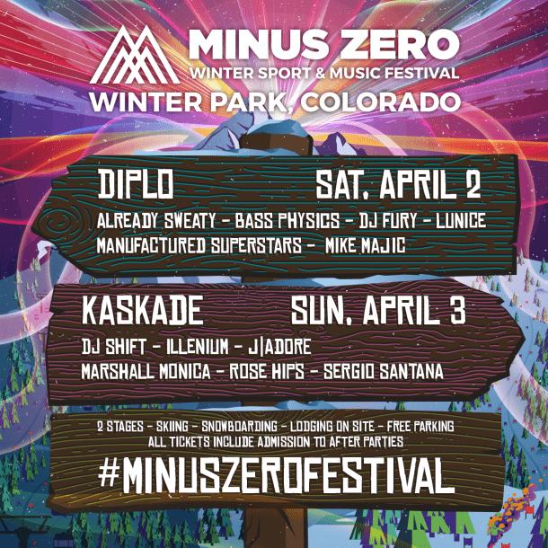 Minus Zero Festival in Colorado